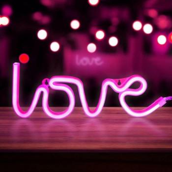 LED Néon Forme Love