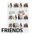 Friends Poster Calendar